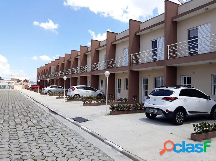 Sobrados em Condomínio Fechado em Itaquaquecetuba - Sobrado a Venda no bairro Vila Miranda - Itaquaquecetuba, SP - Ref.: EC03157
