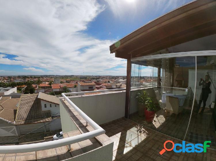 Cobertura jd. integração - apartamento a venda no bairro jardim integração - franca, sp - ref.: dp226
