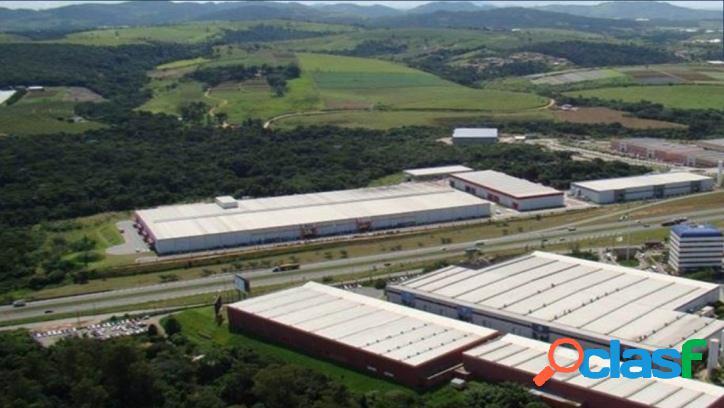 Condomínio logístico em atibaia - sp