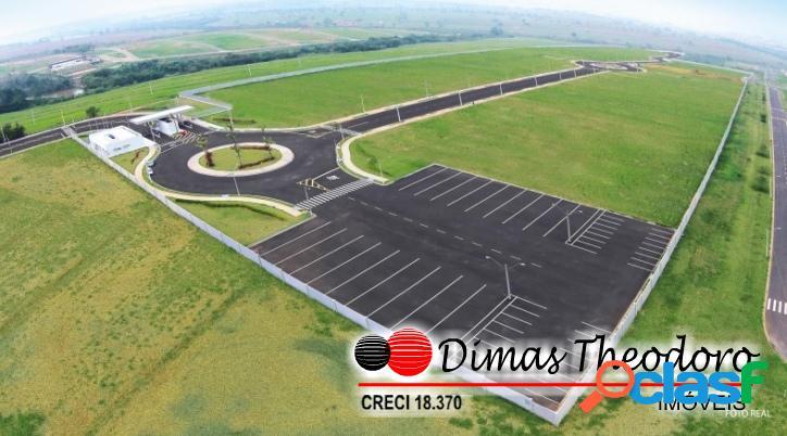 Lotes industriais e comerciais a partir de 2.000 m².
