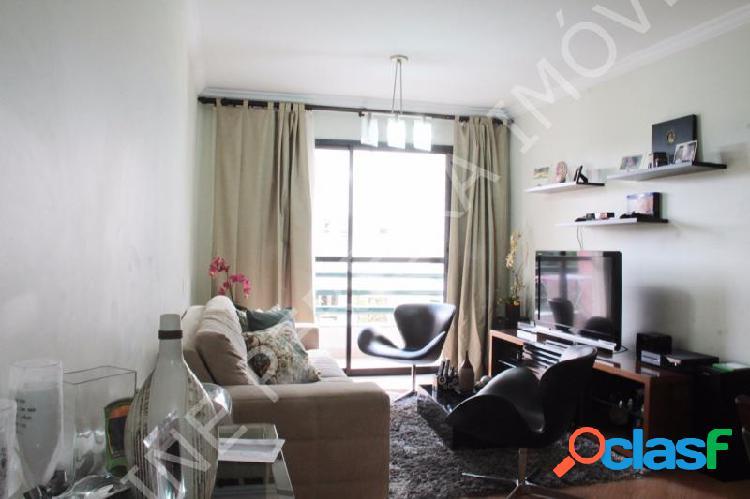 Resersa de são francisco - apartamento com 3 dorms em são paulo - vila são francisco por 577 mil à venda