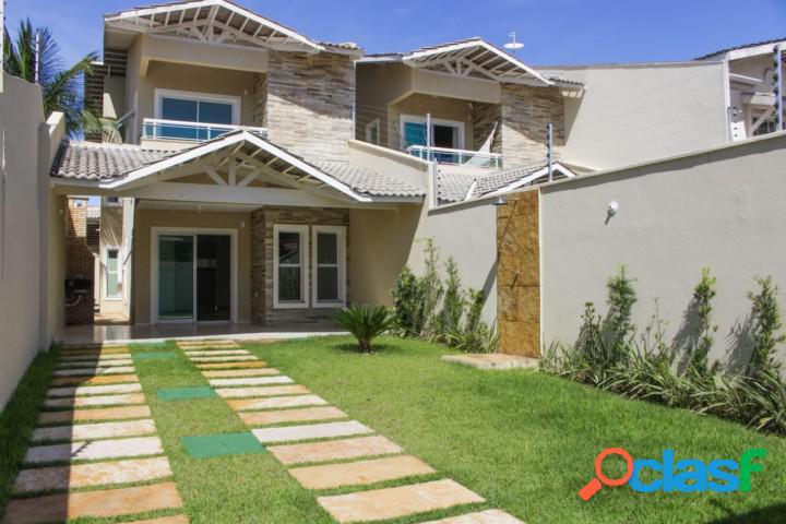 Casa duplex - venda - fortaleza - ce - sapiranga