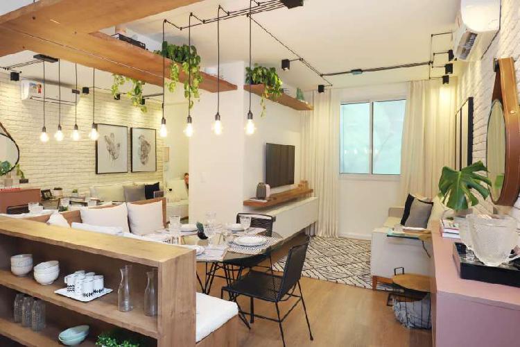 Apartamento com 2 quartos à venda, 43 m² por r$ 204.190