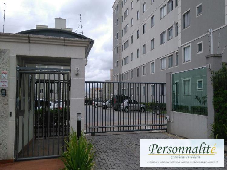 Apartamento com 2 quartos à venda, 44 m² por r$ 170.000
