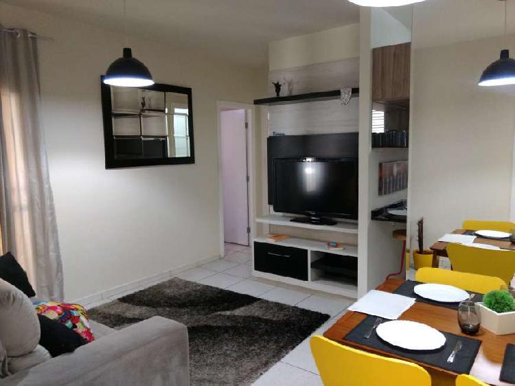 Apartamento com 2 quartos à venda, 49 m² por r$ 113.000