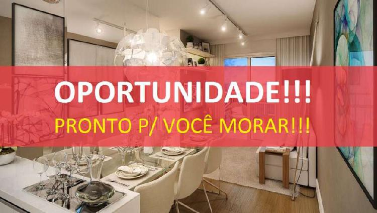 Apartamento com 2 quartos à venda, 51 m² por r$ 496.000