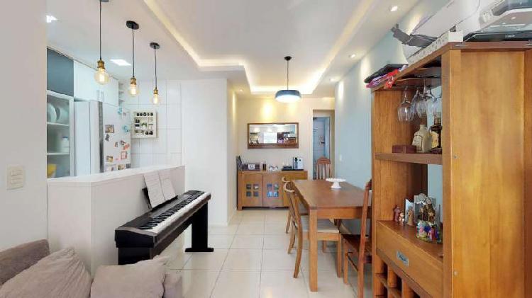 Apartamento com 2 quartos à venda, 66 m² por r$ 820.000