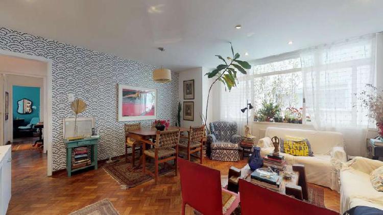 Apartamento com 3 quartos à venda, 120 m² por r$ 1.800.000