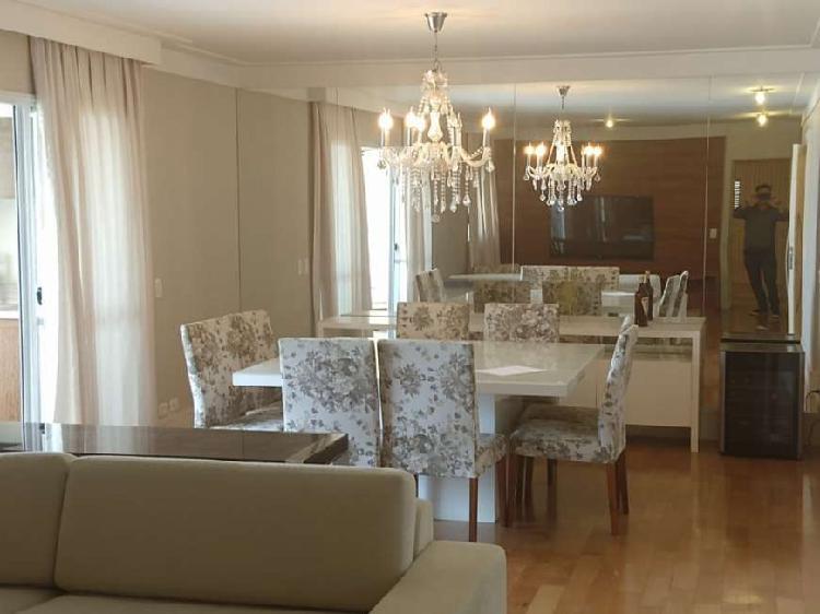 Apartamento com 3 quartos à venda, 146 m² por r$ 1.400.000
