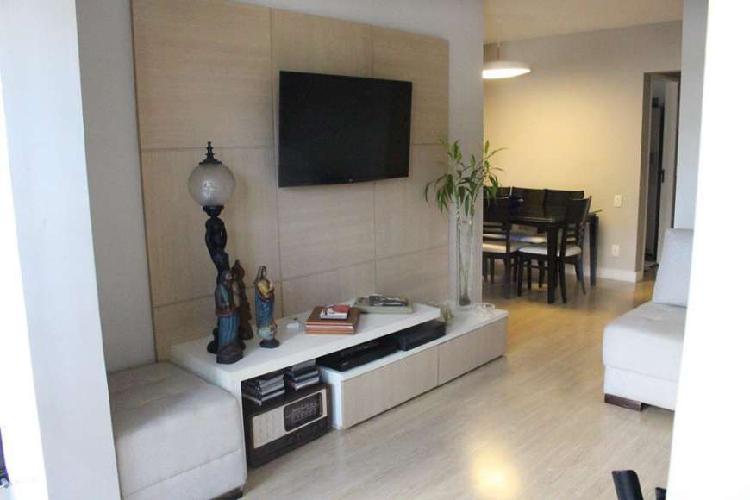Apartamento com 3 quartos à venda, 84 m² por r$ 820.000