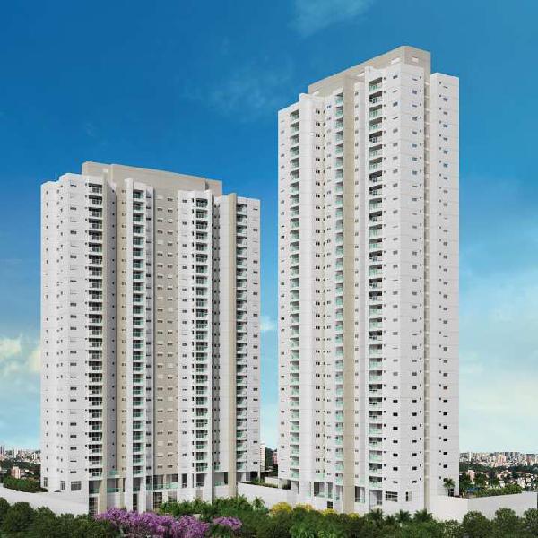 Apartamento com 3 quartos à venda, 90 m² por r$ 602.642