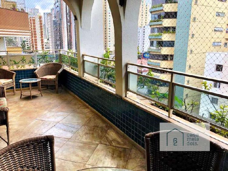 Apartamento com 4 quartos à venda, 300 m² por r$ 770.000