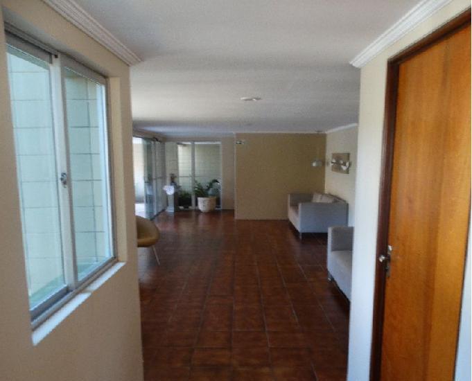 Apt. de 144 m² no Farol,34, 2 suítes, só 2.000 a