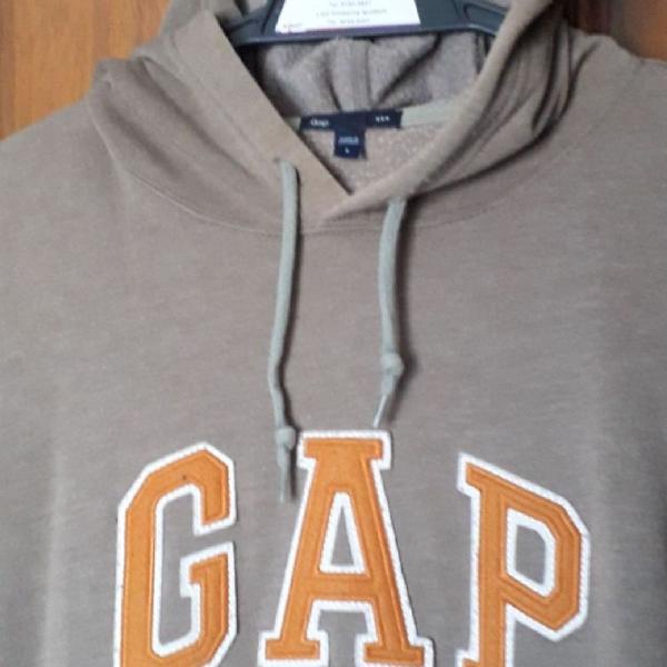 Blusa de moletom original GAP