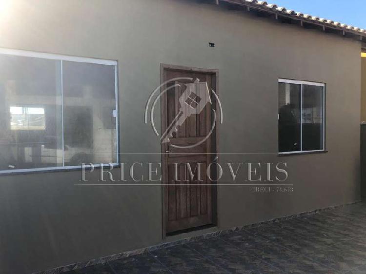 Casa com 2 quartos à venda, 50 m² por r$ 160.000 cod. 2005