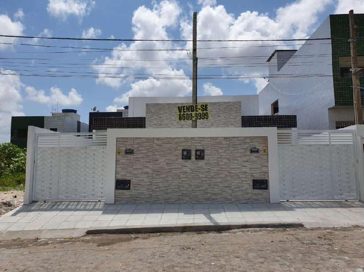 Casa com 2 quartos à venda, 57 m² por r$ 140.000 cod. 003