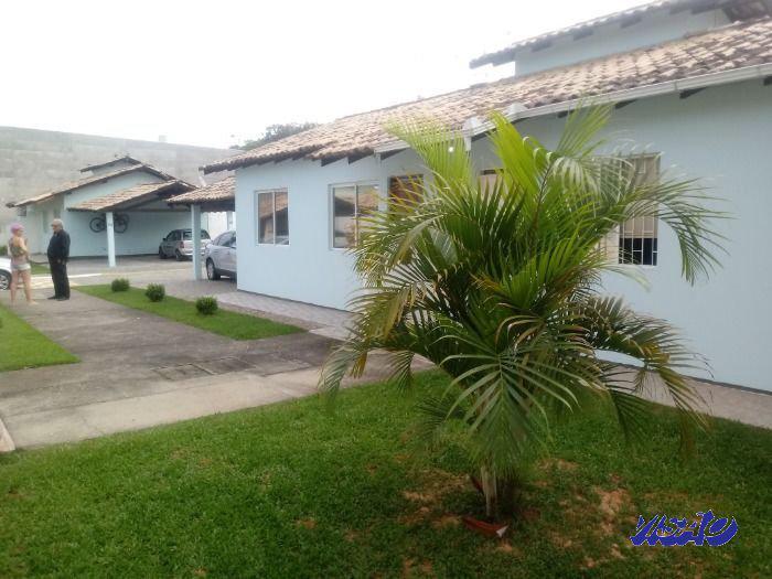 Casa com 2 quartos à venda, 60 m² por r$ 135.000 cod. 6866