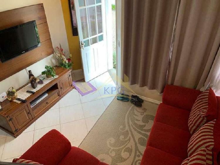 Casa com 2 quartos à venda, 70 m² por r$ 380.000 cod.