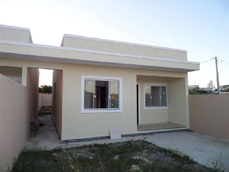 Casa com 2 quartos à venda, 75 m² por r$ 169.000 cod.