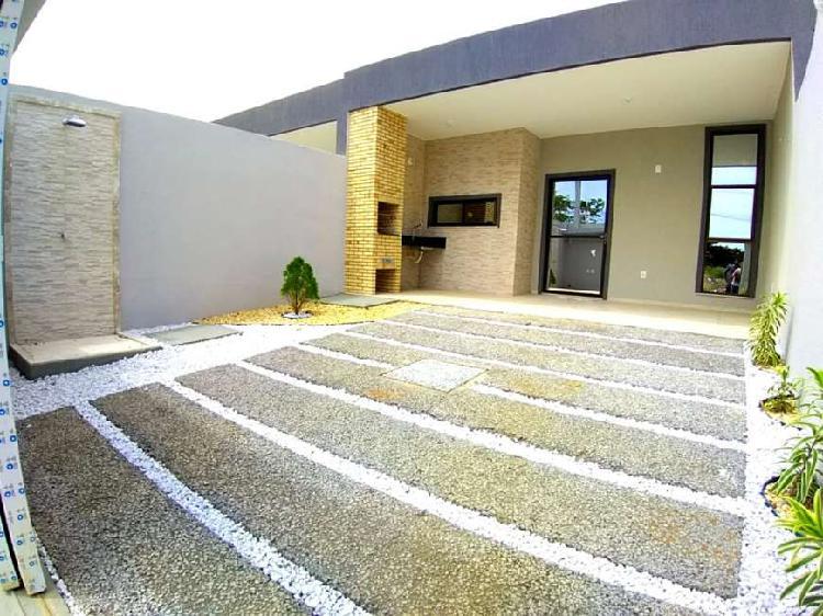 Casa com 3 quartos à venda, 97 m² por r$ 235.000 cod.