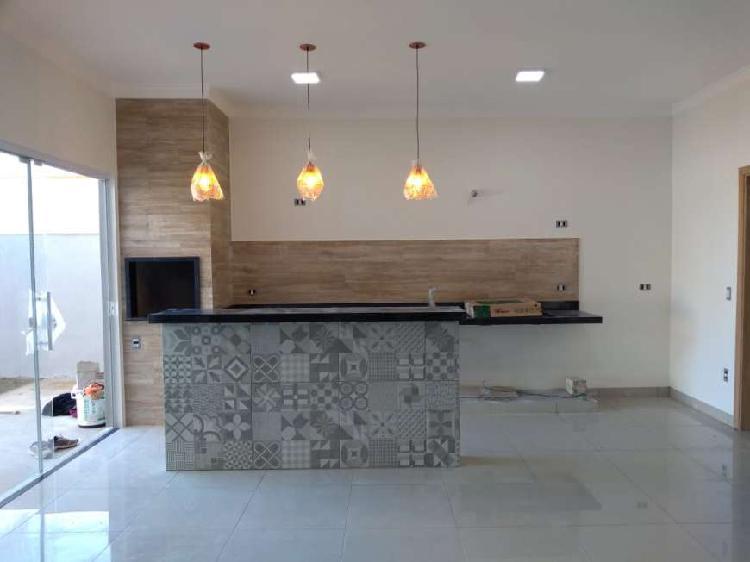 Casa de condomínio com 3 quartos à venda, 133 m² por r$