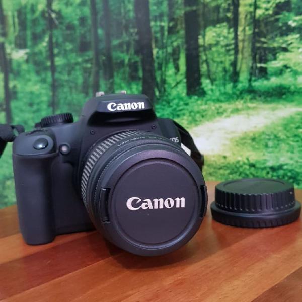 Câmera digital canon eos rebel xs 10.1 megapixels