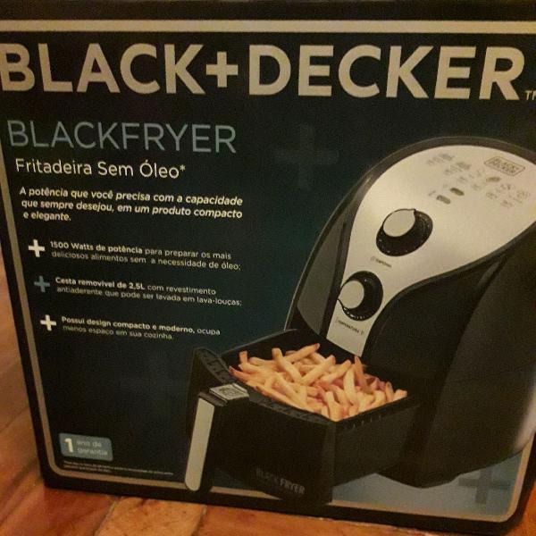 Fritadeira blackfryer