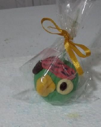 Maça do amor papagaio frozen peppa minions