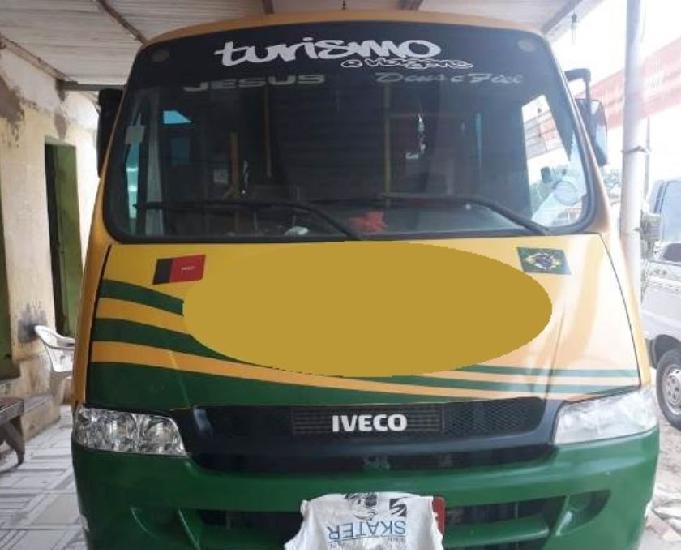 Micro onibus iveco cód.5937 ano 2010