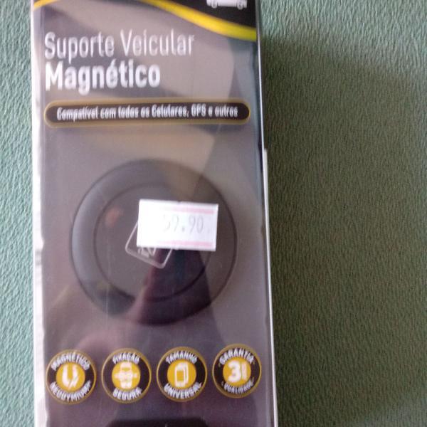 Suporte veicular magnético i2go pro