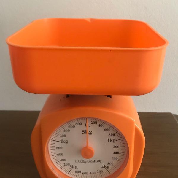Balança analógica de cozinha