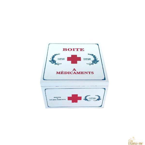 Caixa organizadora de medicamentos