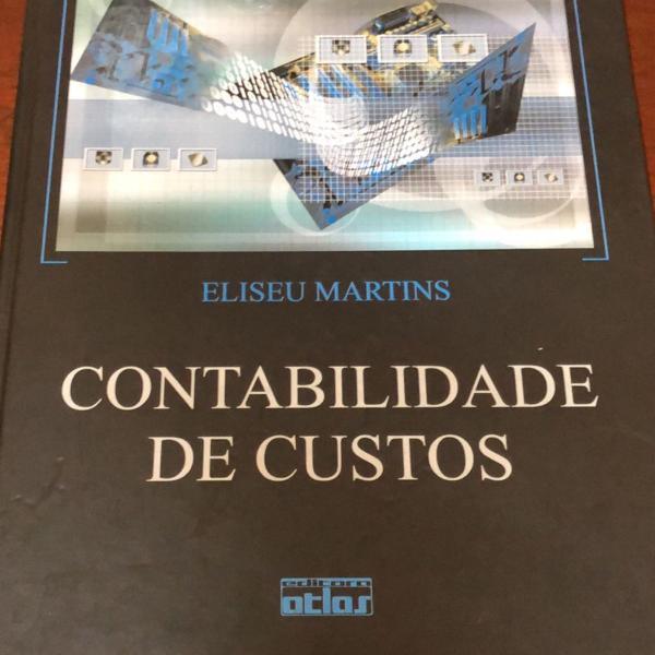 Livro contabilidade de custos 9ª edição autor eliseu