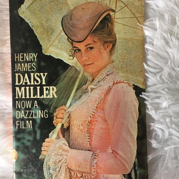 Livro daisy miller
