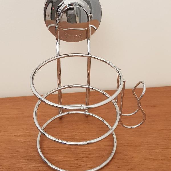 Porta secador de ventosa furura