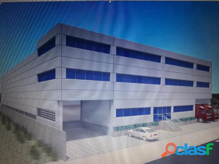 Galpão industrial condominio polo industrial santana de parnaiba / sp
