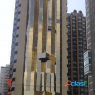 Locação de sala comercial no edificio guinzza em alphaville