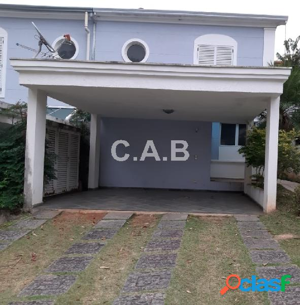 Casa para venda ou locação Tamboré 4- 3 dormitorios