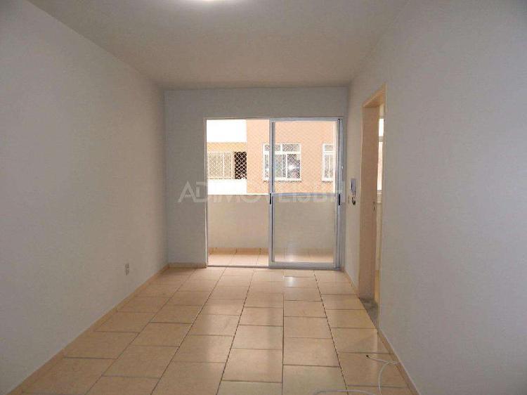 Apartamento, floresta, 2 quartos, 1 vaga, 1 suíte