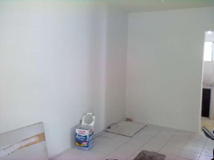 Apartamento com 3 quartos para alugar, 62 m² por r$