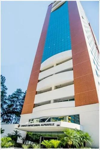 Avenida Cauaxi, Alphaville Centro Industrial E