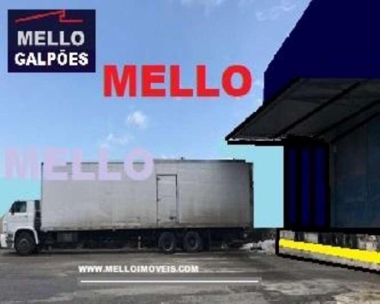 Galpão/depósito/armazém à venda, 1200 m² por r$