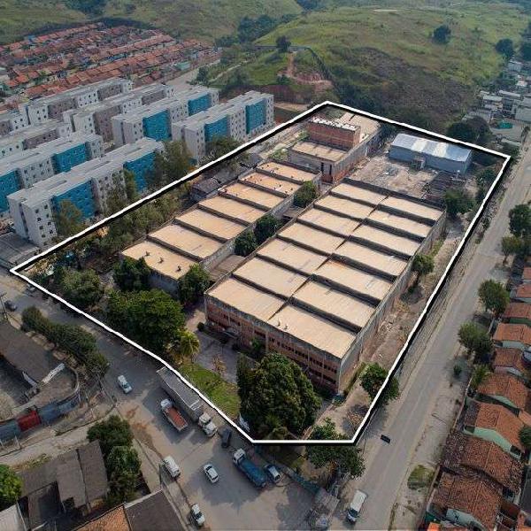 Galpão/depósito/armazém à venda, 9126 m² por r$