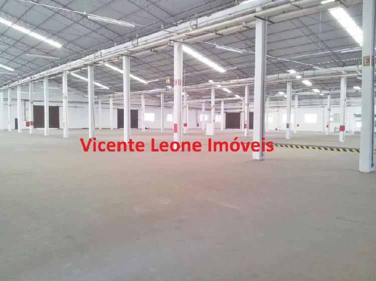 Galpão/depósito/armazém para alugar, 11600 m² por r$