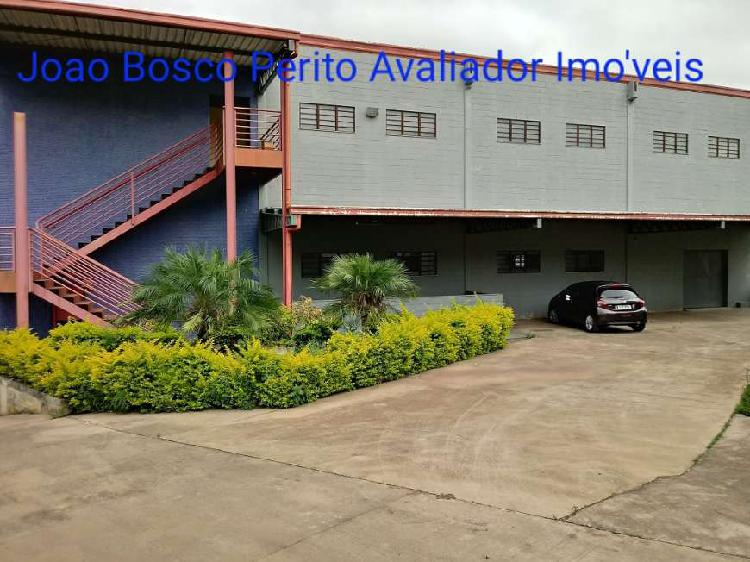 Galpão/depósito/armazém para alugar, 1715 m² por r$