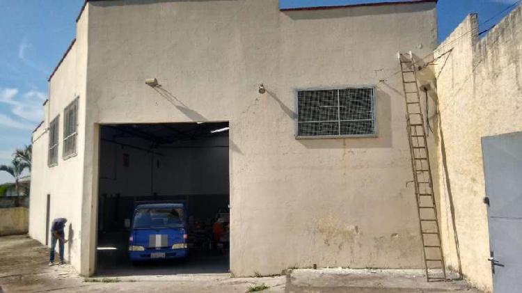 Galpão/depósito/armazém para alugar, 440 m² por r$