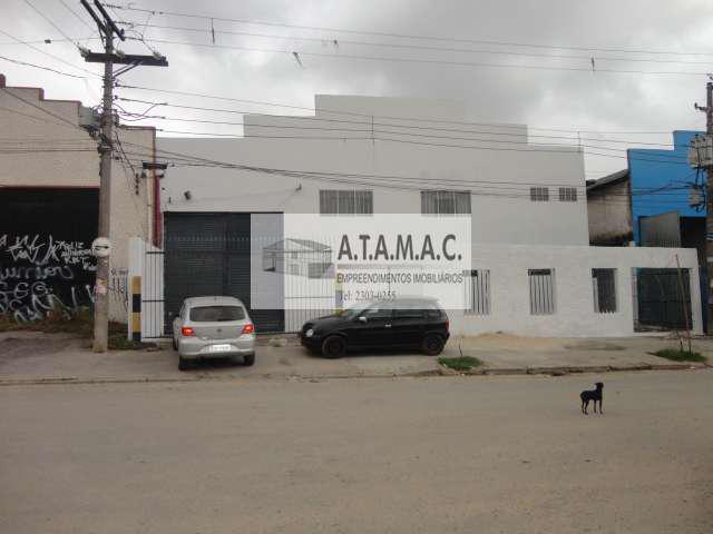 Galpão/depósito/armazém para alugar, 556 m² por r$