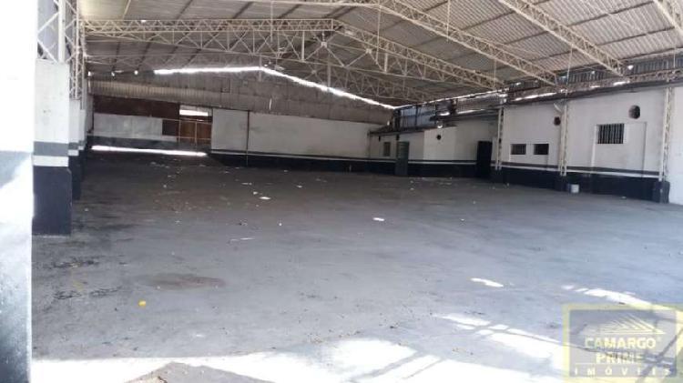 Galpão/depósito/armazém para alugar, 912 m² por r$