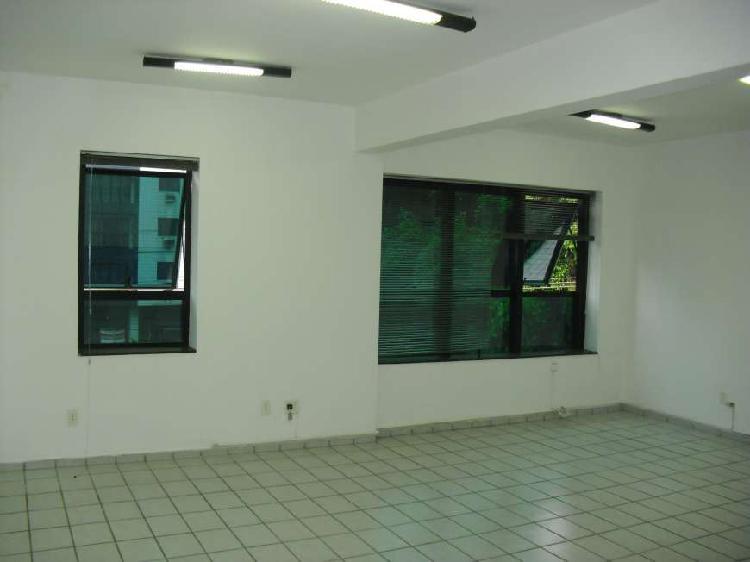 Imóvel comercial para alugar, 35 m² por r$ 1.000/mês cod.