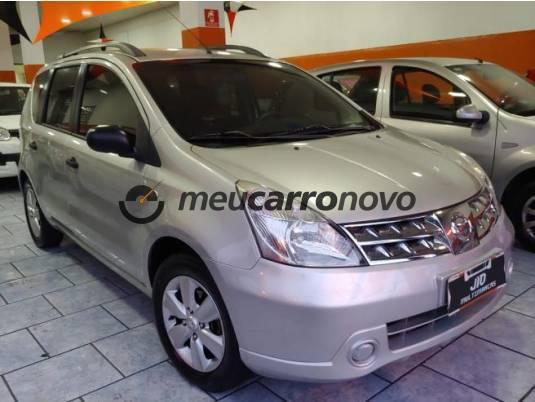 Nissan livina night&day 1.6 16v flex fuel mec. 2011/2012